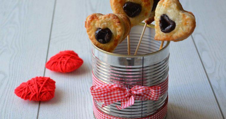 Heart Pie Pops, stecchi golosi per San Valentino