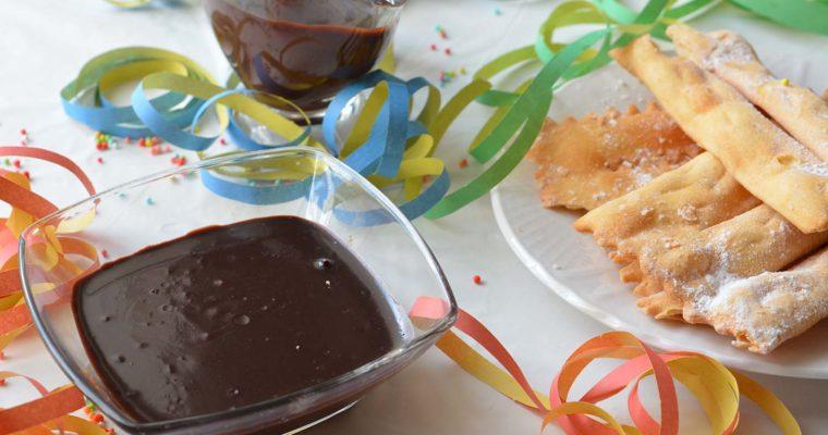 Sanguinaccio di Carnevale al doppio cioccolato