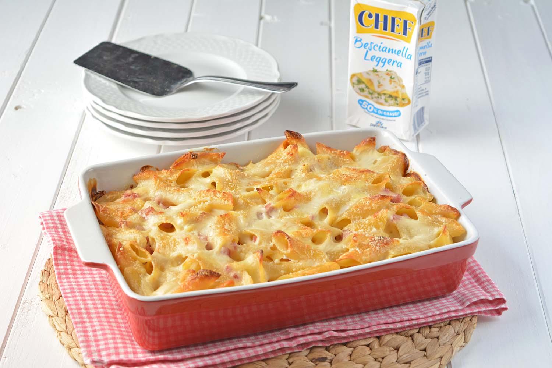 Pasta al Gratin, il timballo napoletano…da Re